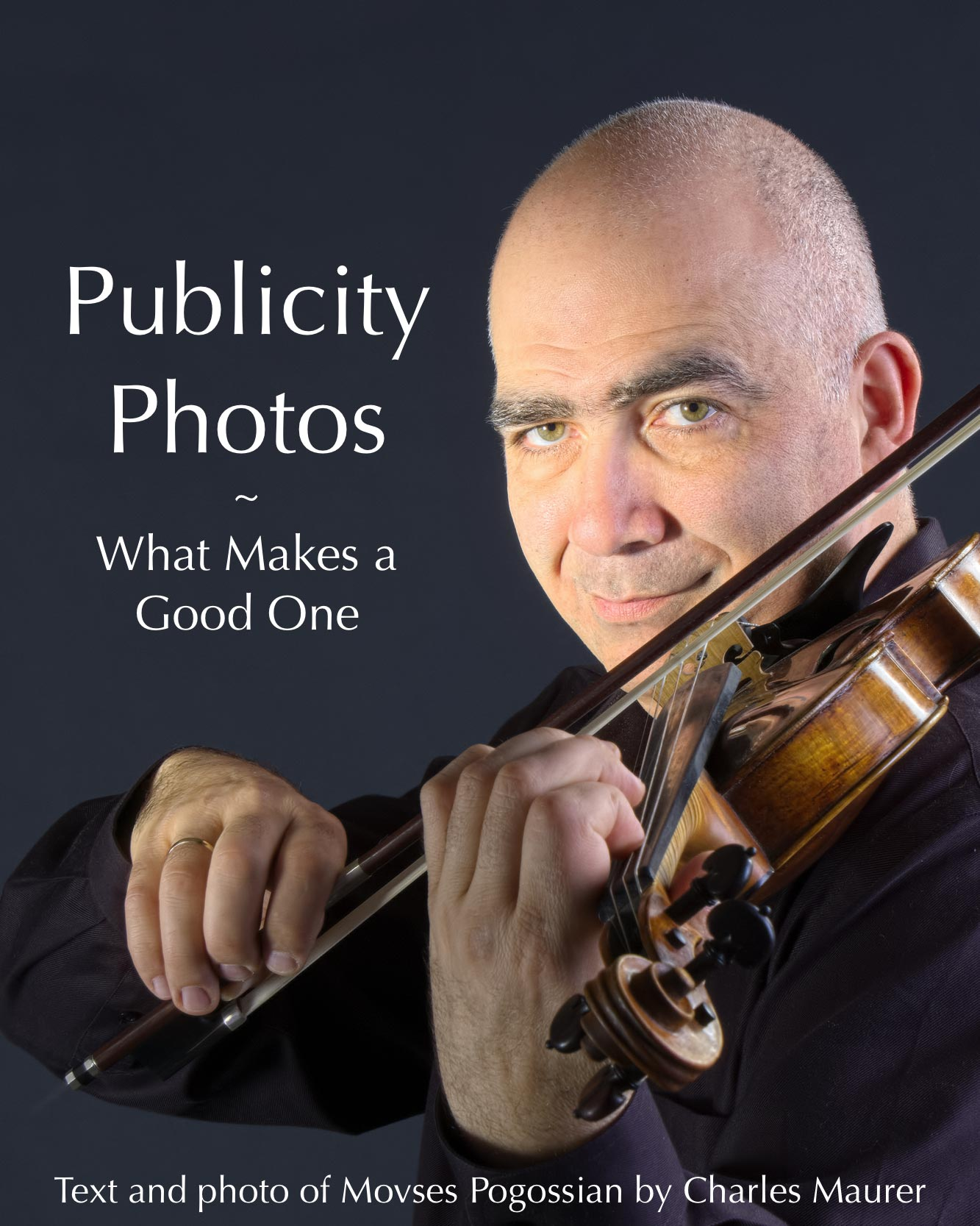 Publicity Photos - What Makes a Good One